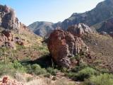 Martinez Canyon - Updated Jan, 2010