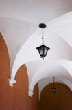 Hallway, Santa Catalina.