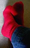 Me and my Red Socks