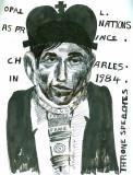 Portrait of Opal Nations by Michael Morris (1976)
