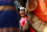 Indian Fine Art Cultural Dance