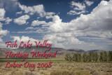 Fish Lake Valley Heritage Weekends