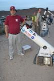 at SaguaroAstronomyClub's public Thunderbird Star Party--Rick Tejera and