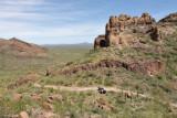 Goldwater Range ATVing -- April 2, 2010