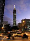 Snapshot in Taipei
