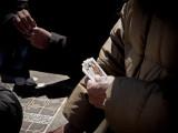 Card Game, Columbus Park #533