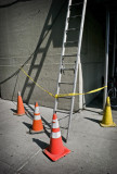 Cones and Ladder