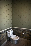 Cafe Bathroom, Tenafly, NJ