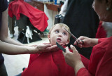 A Haircut For Ethan
