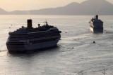 Costa Magica e Costa Concordia