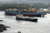 Laust Maersk x Fairchem Bronco