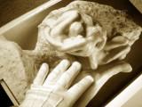 Rodin's Hand of God.
