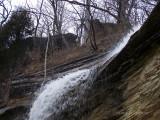 Hanging Rock Falls.