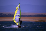 Windsurfing at Shallow Inlet Sandy Point