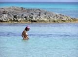 Mediterranean Mermaid at Llevant
