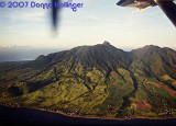 St. Kitts from the prop plane