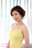 新娘_嬋於晶華酒店之結婚新秘造型紀錄