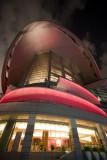 Hong Kong Convention Hall @ Night