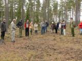 Exkursion med Hallsbergs naturskyddsförening
