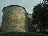 York Castle;the last bastion
