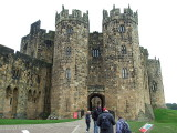 Alnwick Castle,the Keep