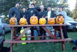 Pumpkin Carving 2007