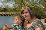 Mom and Gabe 6
