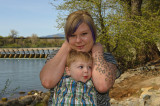 Mom and Gabe 2