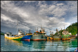 Lembeh Port HDR