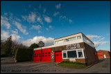Blandford Firestation