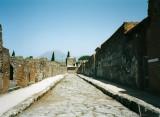 Pompeii - Roman Road