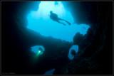Phantom cave - 3 divers