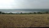 crater lake near QE