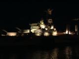 HMS Belfast by Night