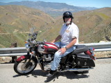 Ride to Ojai, California