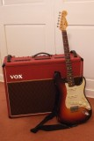 1997 '60 Custom Shop Relic Cunetto Stratocaster