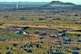 Reporoa Plains from summit of Mangakakaramea