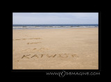 Katwijk by the sea.