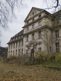 Castle Menzl, abandoned...