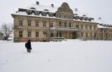 Snow Castle, abandoned...