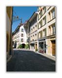 Vieille ville. Rue Haute