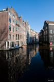 Amsterdam - CityScape - Along Canals - 0401