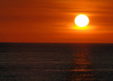 Red Red sun ... western australia (Natural color)