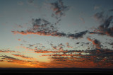 Late afternoon  in kimberley (Sunset)