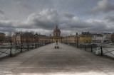 Le pont des Arts - Institut de France - Paris