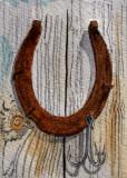 Rusty Horseshoe   5-10