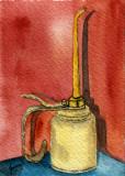 Yellow Oilcan   5-10