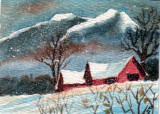 Mountain Winter  11-07