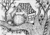 tree house  4-08