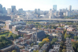 View from Bunker Hill Monument, Boston